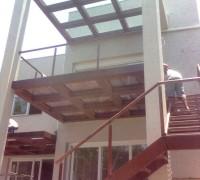 Cobertura Casa Alexandre Pitrez