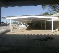 Melnick Obra Canoas Concordia  – Estacionamentos